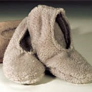 Warm Fuzzy Footies (Warming Booties)