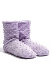 Warming Dot Booties