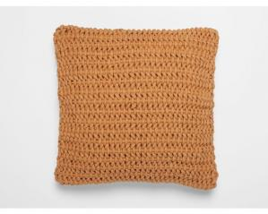 Woven Rope Decorative Pillow