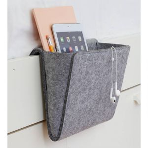 Felted Bedside Caddy