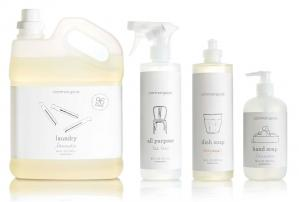 Common Good Eco-Luxury Home Cleaning and Laundry Products