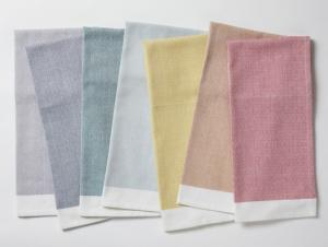 Organic Cotton Kitchen Towels- Set of Two