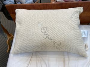 earthSake Adjustable Kapok Silk Pillows