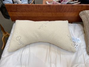 earthSake Curve Bliss Pillow - Adjustable Kapok Silk and Latex Noodle Pillows