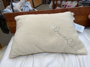 earthSake Organic Stretch Knit Pillow Cover with zipper
