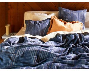 Morelia Organic Cotton Duvet Covers & Shams