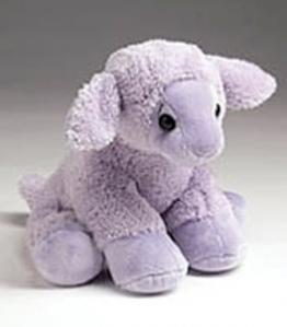 Lovey - The Warming Lavender Lamb
