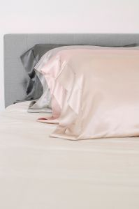 Luxury Silk Charmeuse Pillowcases