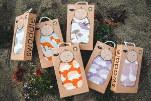 Milk Barn Baby Swaddle