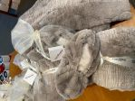 Warming Booties and Wraps 2020 - Silver Latte