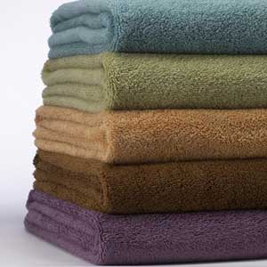 MicroCotton Towels - Terras