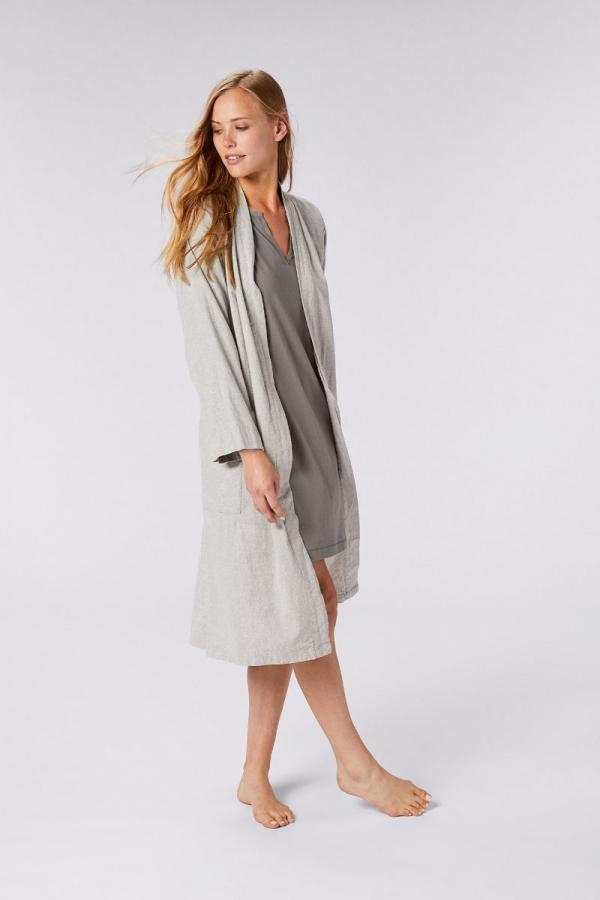 Coyuchi Organic Cotton Mens & Womens Robes