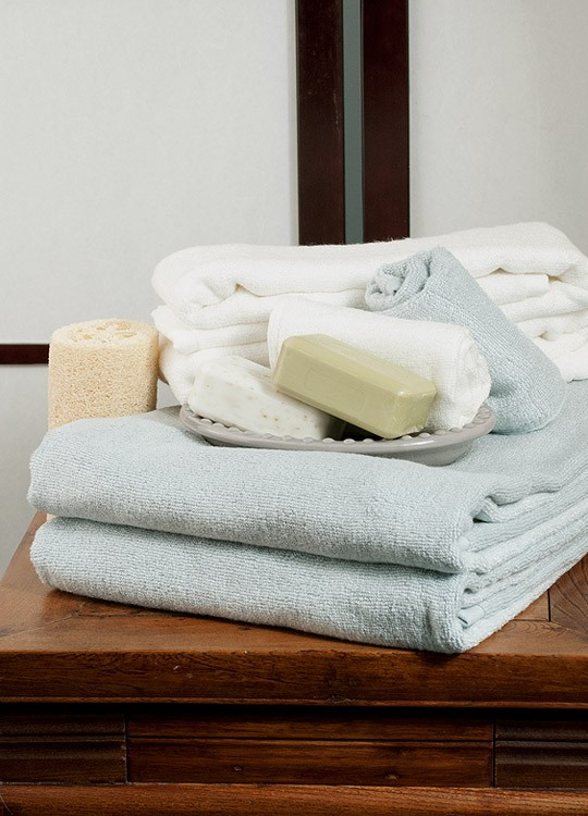 Organic Cotton & Bamboo Towels